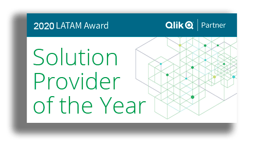Prediqt Solution Provider 2020 de Qlik
